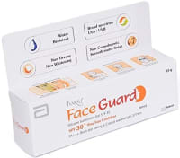 Tvaksh Face Guard Spf 30 Gel