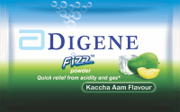 Digene Fizz Powder Kaccha Aam