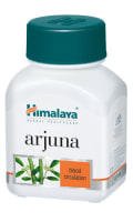 Himalaya Wellness Pure Herbs Arjuna Cardiac Wellness Capsule
