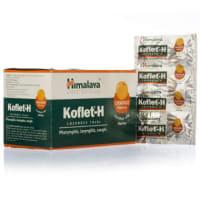 Himalaya Koflet-H Lozenges Orange Pack of 6