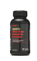GNC Mens Ultra Saw Palmetto Formula Soft Gelatin Capsule