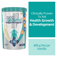 Horlicks Growth Plus Powder Vanilla