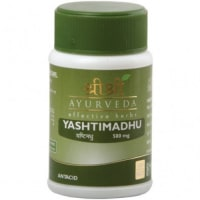 Sri Sri Ayurveda Yashtimadhu Tablet