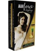 Manforce Staylong Condom Pineapple