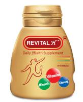 Revital H  Soft Gelatin Capsule