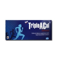 Triple A Cal 150mg Capsule