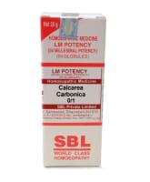 SBL Calcarea Carbonica 0/1 LM