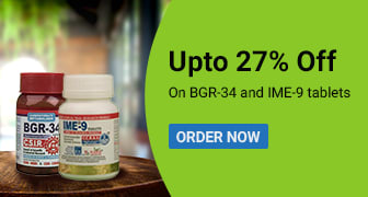 BGR-34 and IME-9 tablets