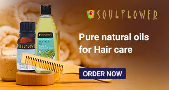 Soulflower Hair treatment