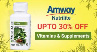 Amway vitamins & supplements