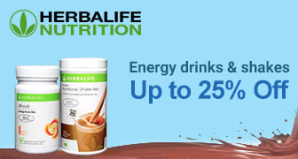 Herbalife energy drinks