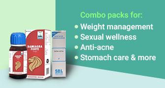 Combo health kits
