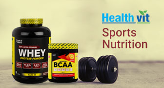 Healthvit Sports Nutrition