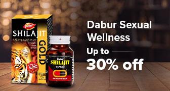 Dabur Sexual Wellness