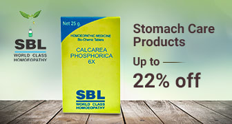 SBL Homeopathy Stomach Care