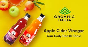 Organic India Vinegar
