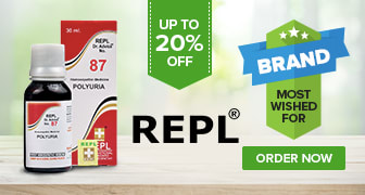 REPL Homeopathy Offers