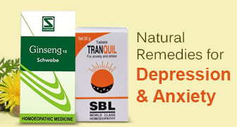 Homeopathy Medicine for Anxiety