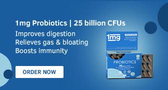 1mg Probiotics