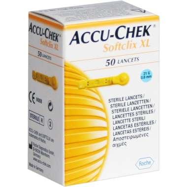 ACCU CHEK SOFTCLIX XL LANCETS