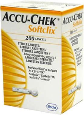 ACCU CHEK SOFTCLIX LANCETS