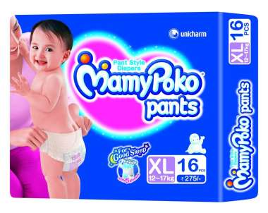 MAMY POKO PANTS DIAPER (XL)