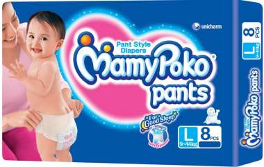 MAMY POKO PANTS LARGE DIAPER