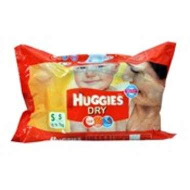 HUGGIES DRY  DIAPER SMALL