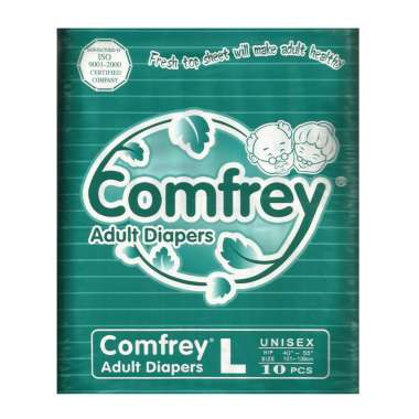 Comfrey Adult Diaper L
