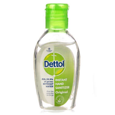 DETTOL INSTANT HAND SANITIZER ORIGINAL LIQUID