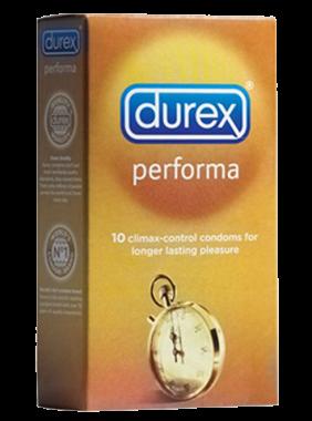 DUREX PERFORMA CONDOM