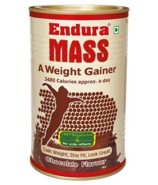 ENDURA MASS POWDER CHOCOLATE