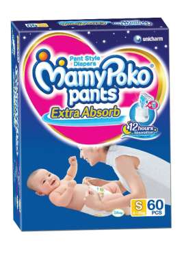 MAMY POKO PANTS DIAPER (SMALL)
