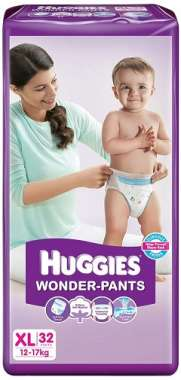 HUGGIES WONDER PANTS XL