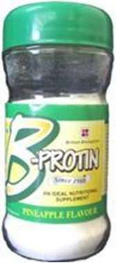 B-PROTIN POWDER PINEAPPLE