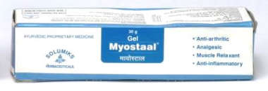 MYOSTAAL GEL