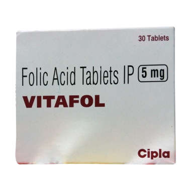 Vitafol 5mg Tablet