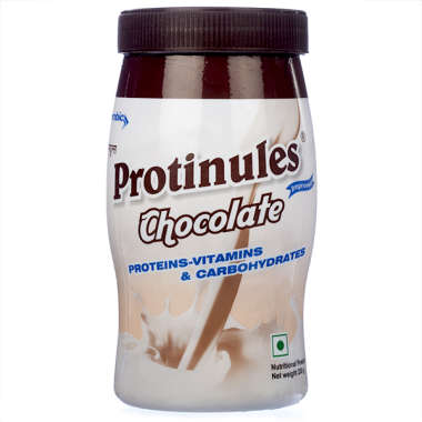 PROTINULES CHOCOLATE POWDER