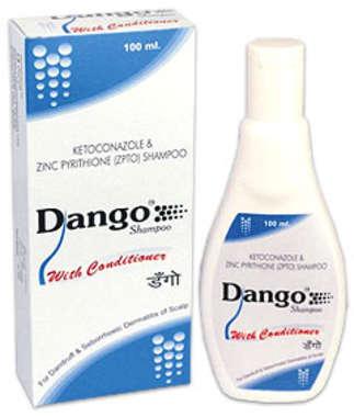 DANGO SHAMPOO
