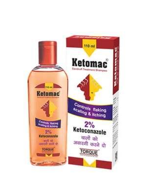 KETOMAC SHAMPOO