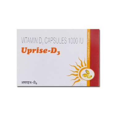 UPRISE-D3 1K CAPSULE