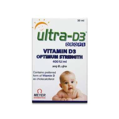 ULTRA-D3 ORAL DROPS