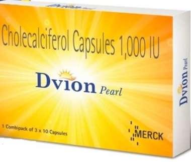 DVION PEARL 1K CAPSULE