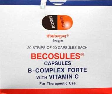 BECOSULES CAPSULE