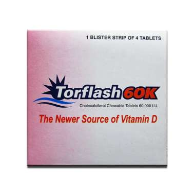 TORFLASH 60K TABLET