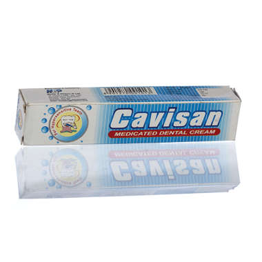 CAVISAN DENTAL CREAM