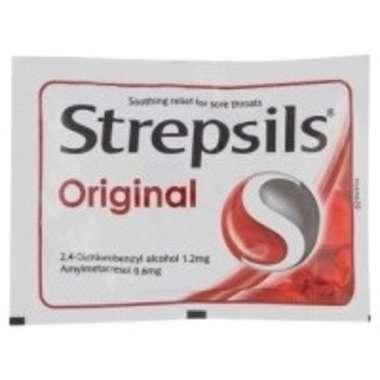 STREPSILS REGULAR TABLET