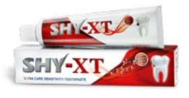 SHY-XT TOOTHPASTE