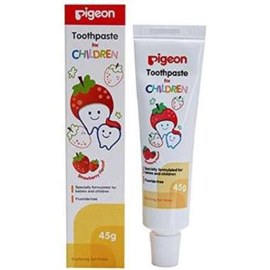 PIGEON KIDS TOOTHPASTE STRAWBERRY