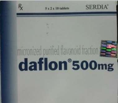 DAFLON 500MG TABLET
